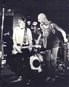 Midnight Oil Mawson Hotel 1977