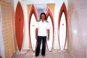 Col Smith 1976 Hawaii Boards