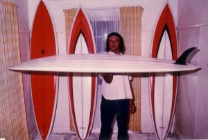 Col Smith Channel Boards for Hawaii
