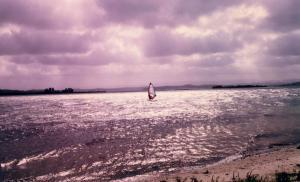 row sailboarding Marks Pt