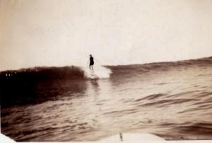 Crow water shot Redhead 1964