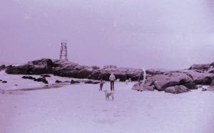 Shark Tower Rocks exposed 1975