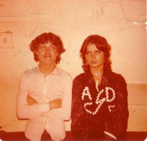 Angus and Vanda