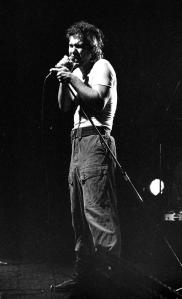 Jimmy Barnes Newcastle 1976