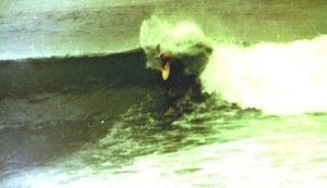 Narabeen Col Smith at Bells 1977