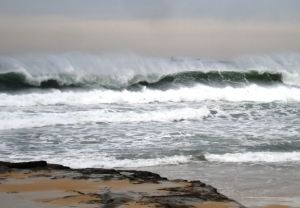Newcastle Beach 13-7-11