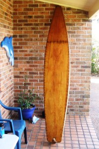 1950's Ply wood surfboard