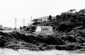 Above Redhead Beach in 1975
