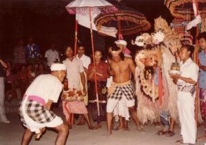 Bali Ceremony 1977