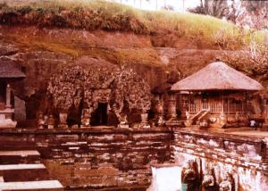 Bali Elephant Cave 1977