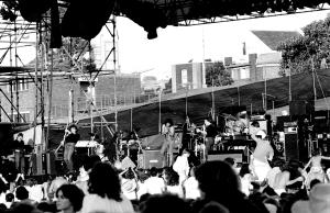Cold Chisel Sydney 1977