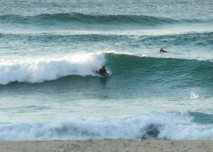 Redhead Beach bodyboarder John 2-4-11