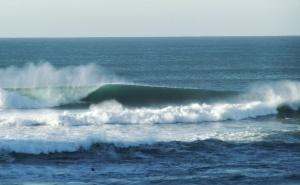 Redhead Beach surfer1 4-6-11