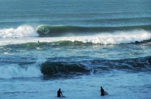Redhead Beach surfer2 4-6-11