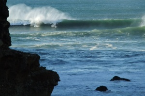 Redhead Beach surfer3 4-6-11
