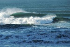 Redhead Beach surfer4 4-6-11