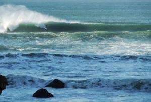 Redhead Beach surfer6 4-6-11