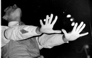 Doc Neeson Mawson Hotel 1977