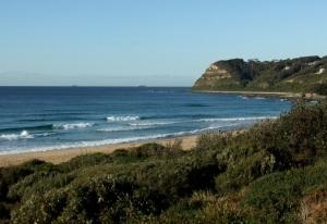 Dudley Beach  25-6-11