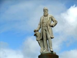 James Fletcher Statue Newcastle