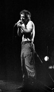 Jimmy Barnes  Newcastle 1977
