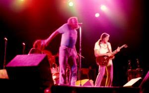 Joe Cocker Civic 1976