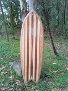 David Chung's Wooden Manna Fish November 2010