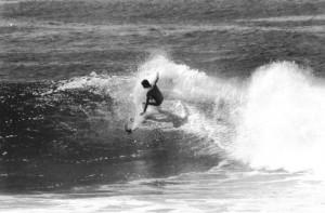 Mark Richards  Leggy 1977