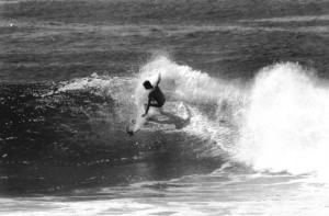 Mark Richards cutback 1977