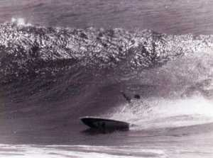 Mark Richards at Leggy Point 1977