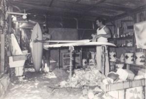 Martin & Roy chickenshack 1977