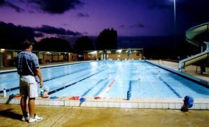 Mayfield Pool 1998 Arnolds swim team