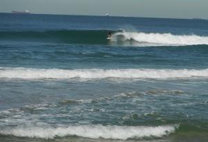 Newcastle surfer 28-07-11