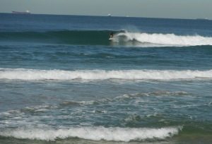 Newcastle surfer 28-07-11