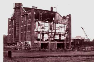 Nobbys old power station 1977
