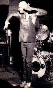 Peter Garret Mawson 1977
