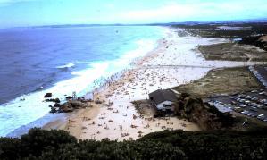Redhead Beach 1980