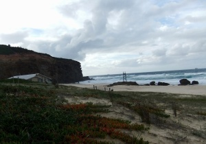 Redhead Beach 12-6-11