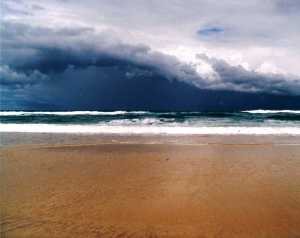 Redhead Beach Cloud Wave