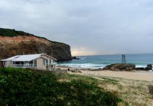 Redhead Beach 25-10-11