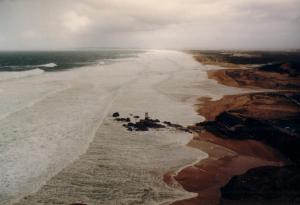 Redhead storm surf 2007