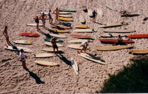 Redhead Beach Surfboard Expo