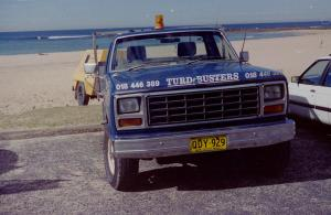 Turd Busters Central Coast around 1992