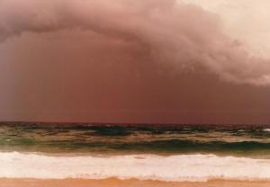 Storm Cloud Wave Redhead 1984