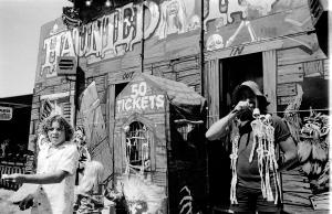 Haunted House Newcastle Show 1978