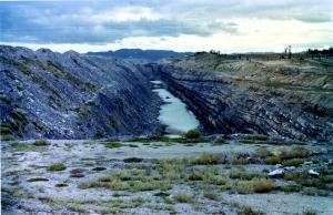 A Hunter Valley Coal Mine around 1986