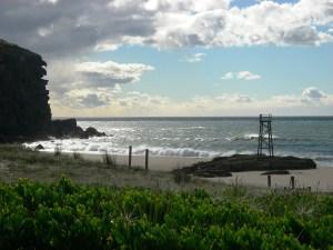 Redhead Beach October 16 2010