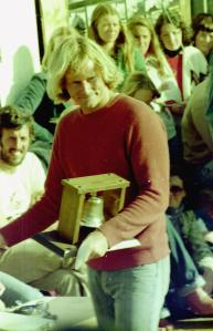 Simon Anderson 1977 Bells Beach Winner