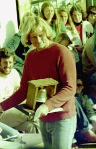 Simon Anderson 1977 Bells Beach Winner
