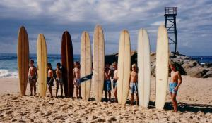Surf Expo 1987 Mals Redhead Beach